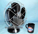 Antique vintage electric fans restored refurbished and for Robbins and myers replacement motors