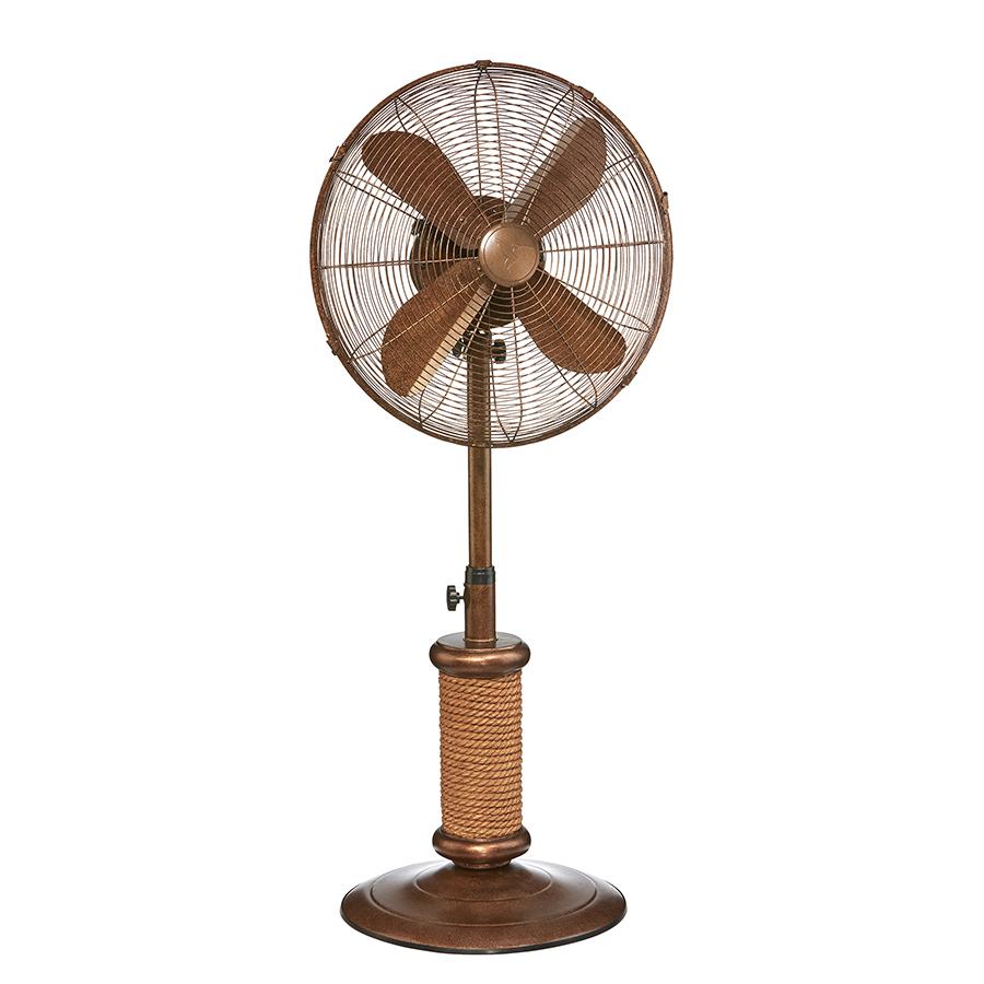 Outdoor Standing Fans : Outdoor electric fans by deco breeze floor
