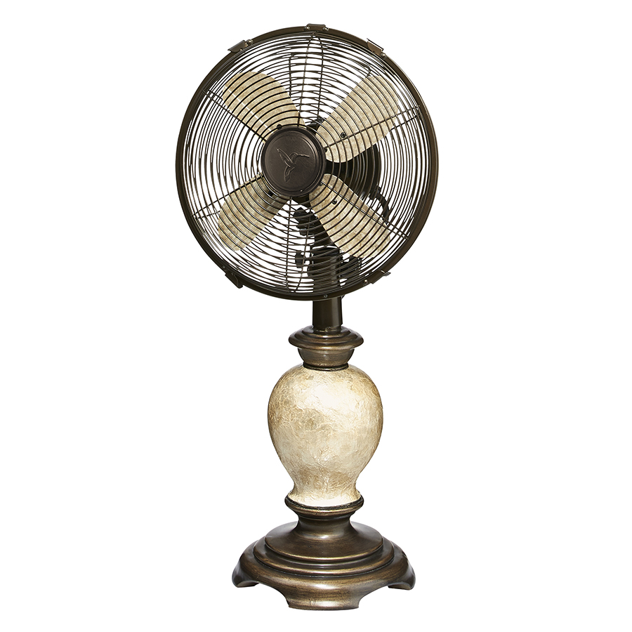 Decorative Electric Floor Standing Fans And Decorative Electric Table Top  Fans By Deco Breeze