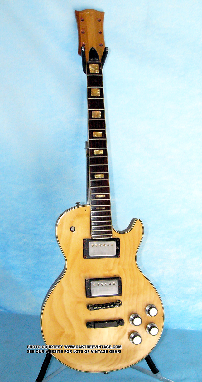 Electric Guitars: Vintage new & used / Second-hand electric guitars