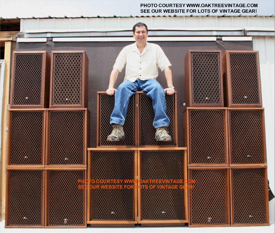 Sansui replacement speaker parts / spares for Vintage Sansui