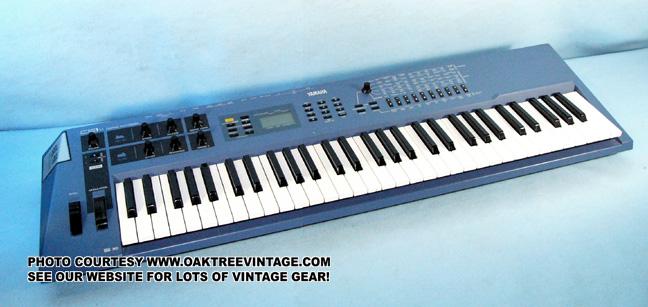 Keyboard synthesizer vintage reference photo archive for Yamaha cs1x keyboard