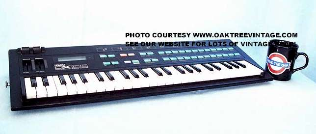 Yamaha Professional Lines Of Digital Keyboards