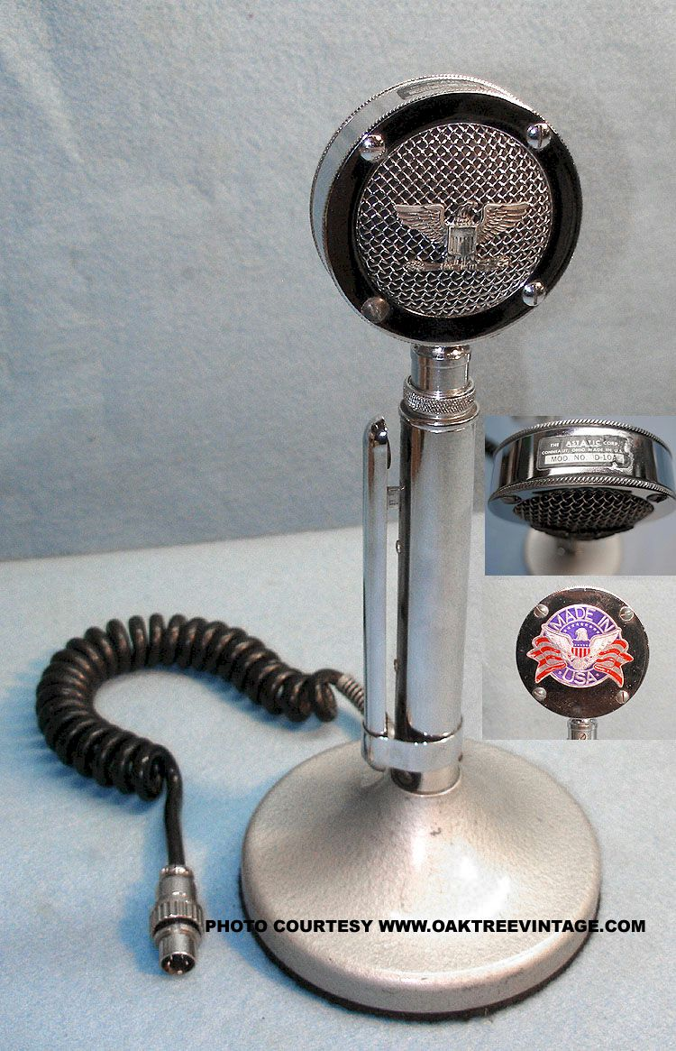 Archive Vintage Microphones  U2013 Photo Gallery