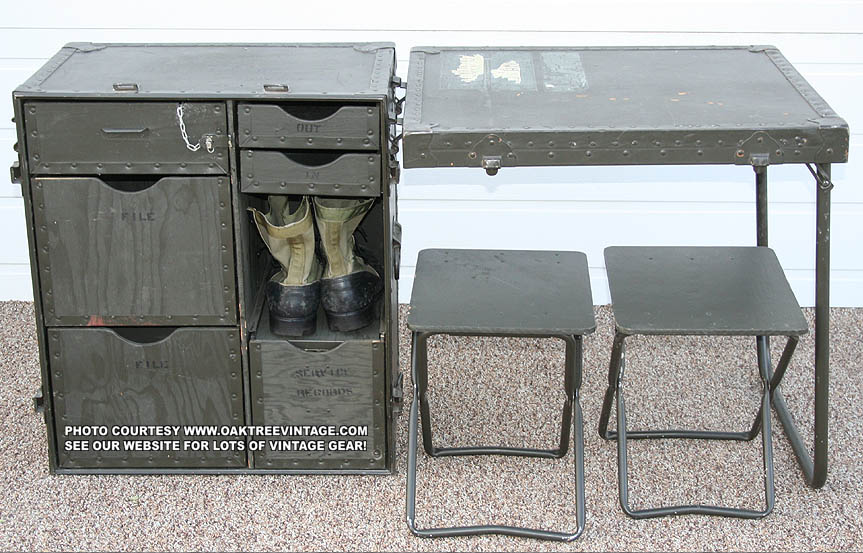 Woodwork Military Field Desk Pdf Plans