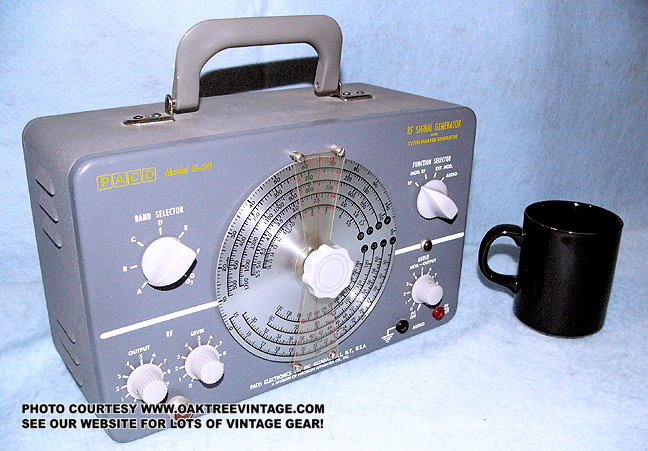 Electronic Test Equipment : Electronic test equipment bench gear for sale