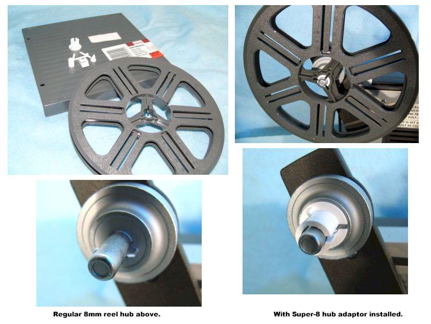 8mm amp super8 film projectors reel to reel film movie