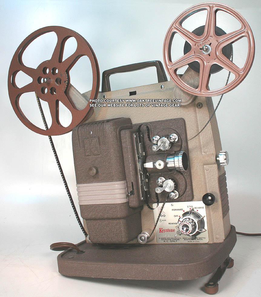 Keystone K 902 projector manual