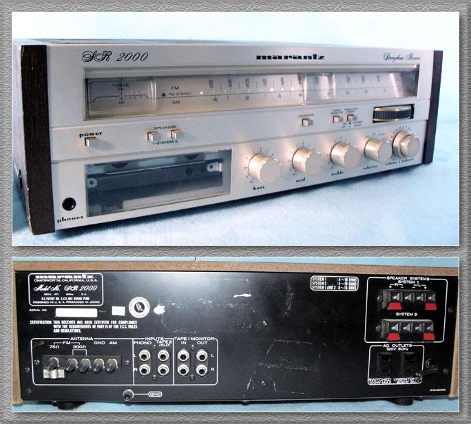 Marantz Vintage Stereo Parts Spares