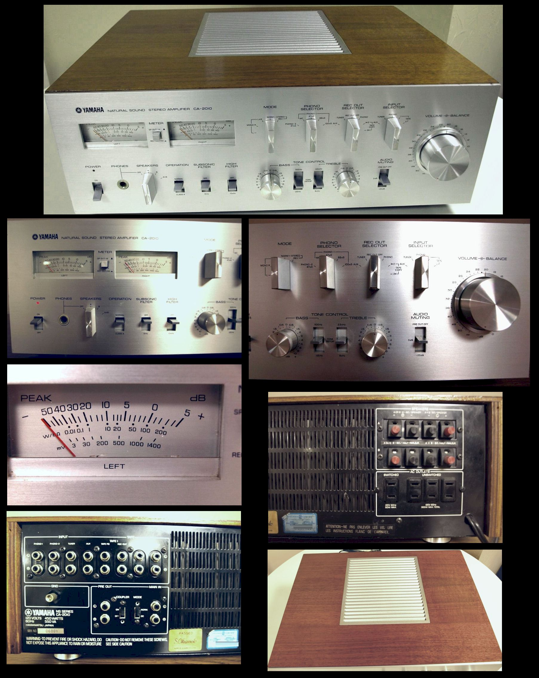 Yamaha Stereo Parts For Vintage Gear Stk Audio Circuit