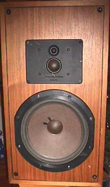 Used Cabinets For Sale >> AR / Acoustic-Research replacement speaker parts, Used & Vintage