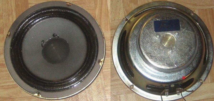 Used Vintage Stereo Replacement Speaker Parts