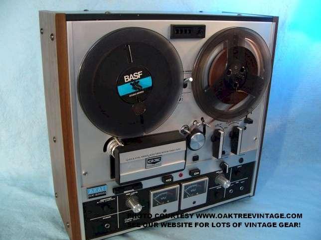 106 Best Reel to Reel Tape Decks images | Tape recorder ...