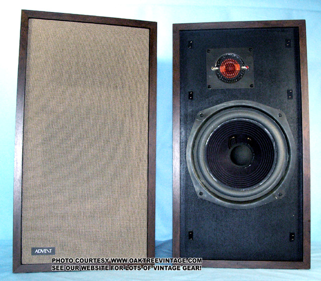 archive vintage classic advent speakers photo gallery. Black Bedroom Furniture Sets. Home Design Ideas
