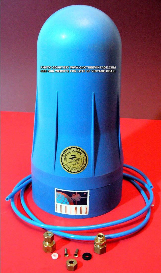 Water Filters By Equinox Genesis Nos Units