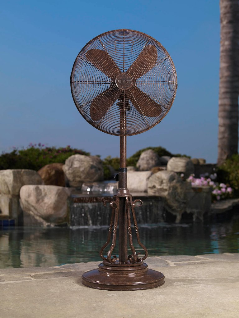 Dbf0620 Marbella Outdoor Patio Fan
