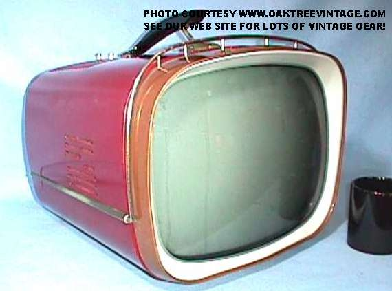 Sold Reference Archive Vintage & Antique TV's